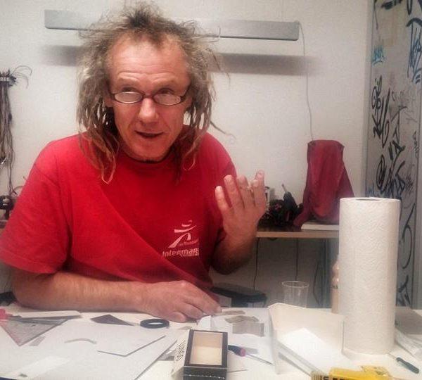 Alesh on micro residency in GaudiLabs