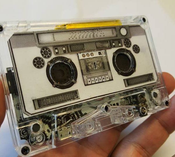 mhh, mixtape boombox style