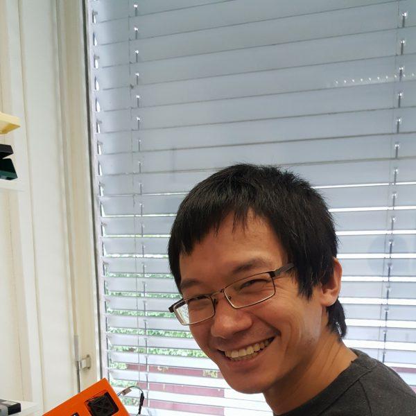 Testing the nanoPCR @ Friedrich Miescher Institute (FMI) in Basel