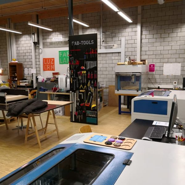 Preparing the FabLab for next weeks hack-session