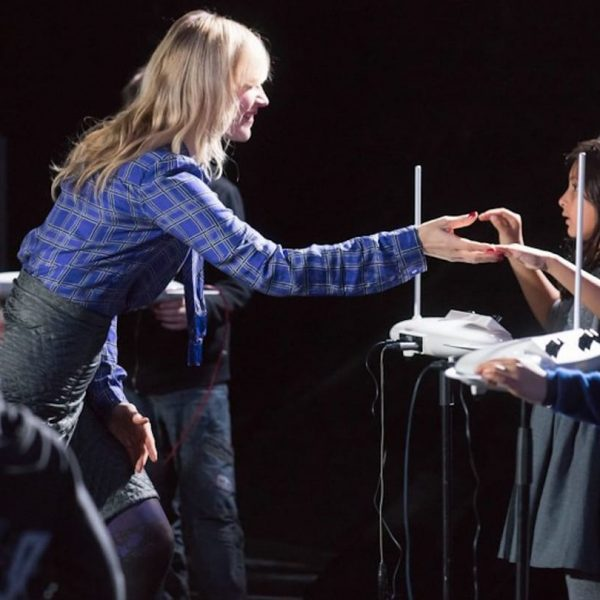 Build an OpenTheremin with the NY Theremin Society at Pioneer Works