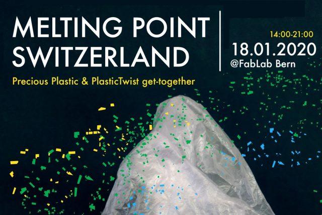 Precious Plastic & PlasticTwist get-together, Saturday January 18th at Fablab Bern